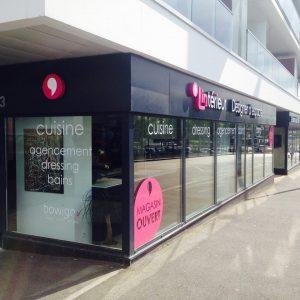 magasin L'intérieur Nantes