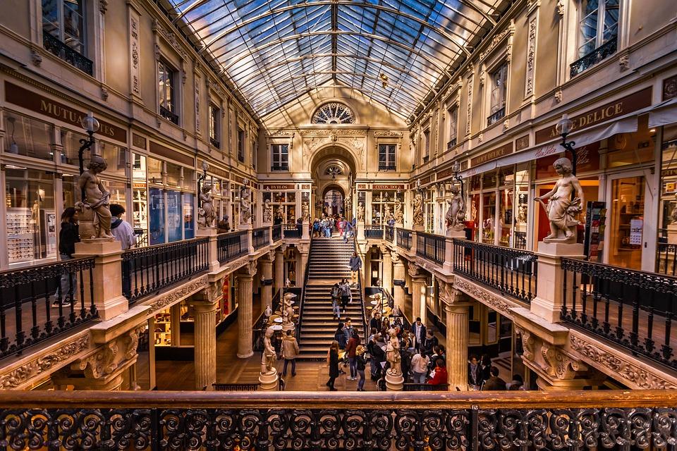 Nantes - architecture