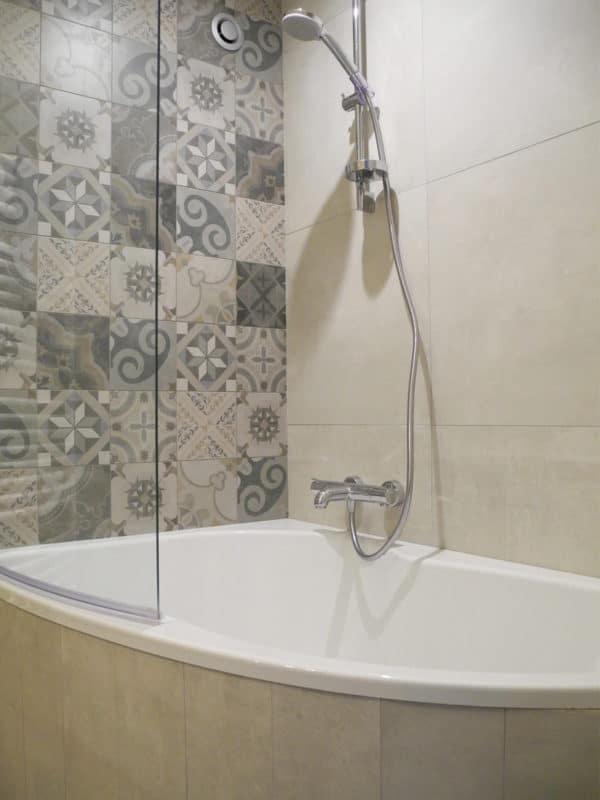 La salle de bain ultra compact