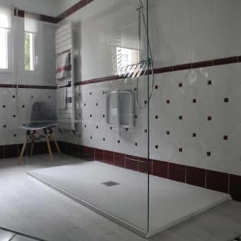 Aménagement salle de bain Nantes
